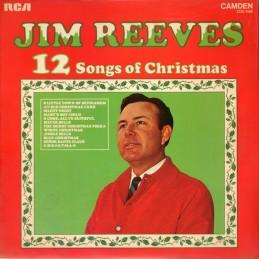 Jim Reeves – 12 Songs Of...