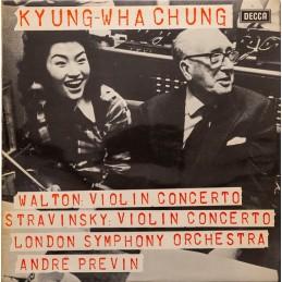 Walton / Stravinsky -...