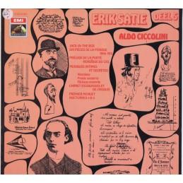 Erik Satie, Aldo Ciccolini...