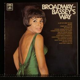 Shirley Bassey – Broadway...
