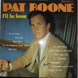 Pat Boone – I'll Be Home
