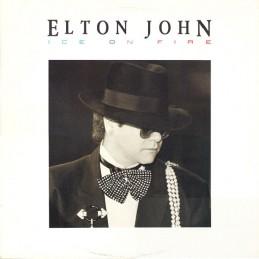 Elton John – Ice On Fire