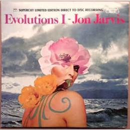 Jon Jarvis – Evolutions I