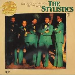 The Stylistics – Can't...