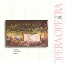 Ruggiero Leoncavallo – Opera