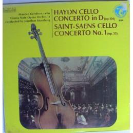 Haydn, Saint-Saens, Maurice...