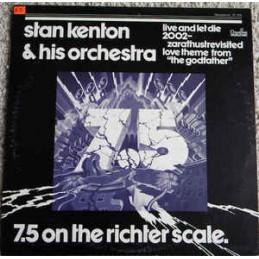 Stan Kenton & His Orchestra...