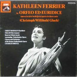 Kathleen Ferrier – Orfeo...