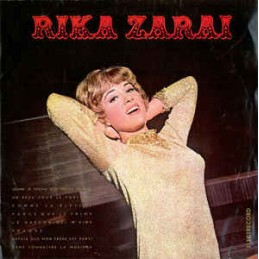 Rika Zarai – Rika Zarai