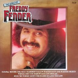 Freddy Fender – The World Of