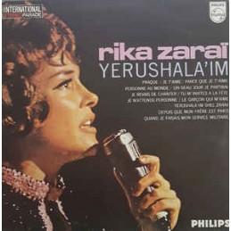 Rika Zaraï – Yerushala'im