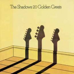 The Shadows – 20 Golden...