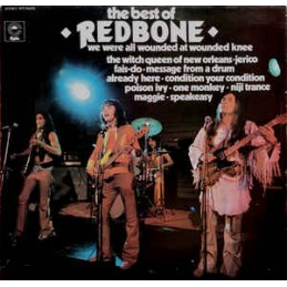 Redbone – The Best Of Redbone