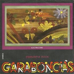 Formația Rock Garabonciás...
