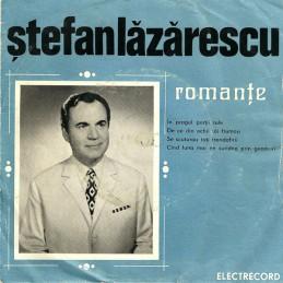 Ștefan Lăzărescu – Romanțe