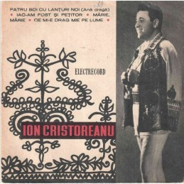 Ion Cristoreanu – Patru...