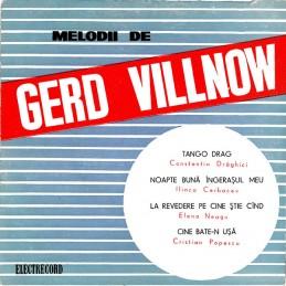 Gerd Villnow – Melodii De...
