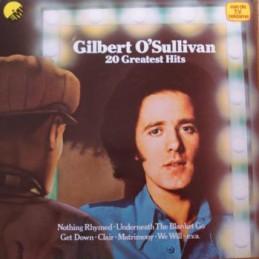 Gilbert O'Sullivan – 20...
