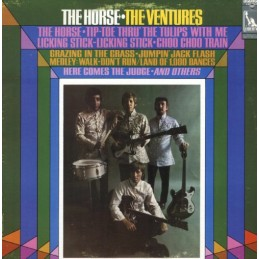 The Ventures – The Horse