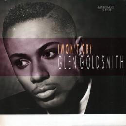 Glen Goldsmith – I Won't Cry