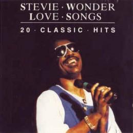 Stevie Wonder – Love Songs...