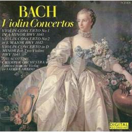 Bach - The Scottish Chamber...