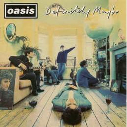 Oasis – Definitely Maybe
