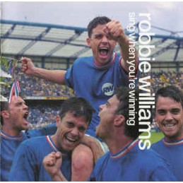 Robbie Williams – Sing...