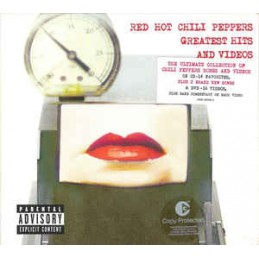 Red Hot Chili Peppers –...