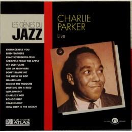 Charlie Parker – Live