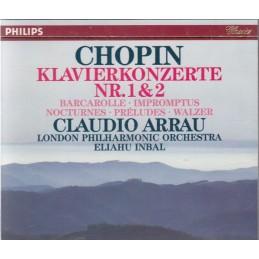 Frédéric Chopin, Claudio...