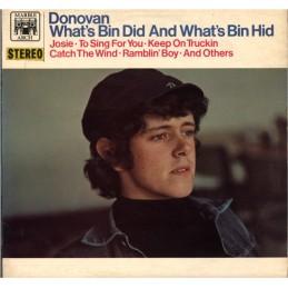 Donovan – What's Bin Did...