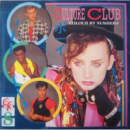 Culture Club – Colour By...