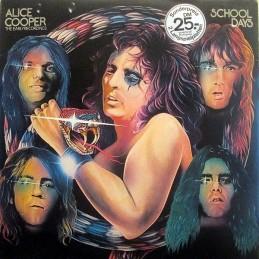 Alice Cooper – School Days...