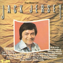 Jack Jersey – The Best Of Jack Jersey