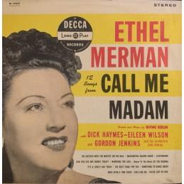 Ethel Merman – 12 Songs...