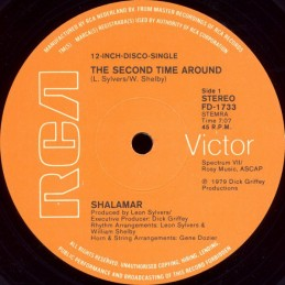 Shalamar – The Second Time...