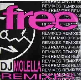 D.J. Molella – Free (Remixes)