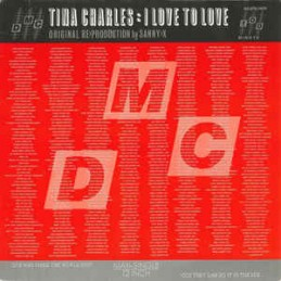 Tina Charles – I Love To...
