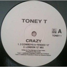 Toney T – Crazy