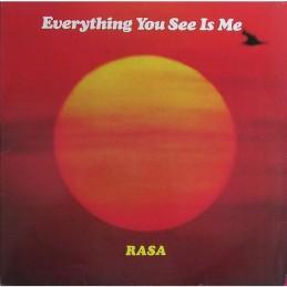 Rasa – Everything You See...
