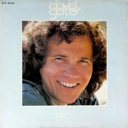 David Gates – First