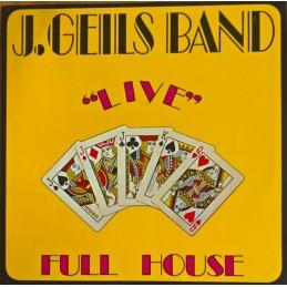 "The J. Geils Band – ""Live""..."