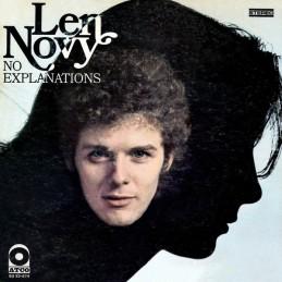Len Novy – No Explanations