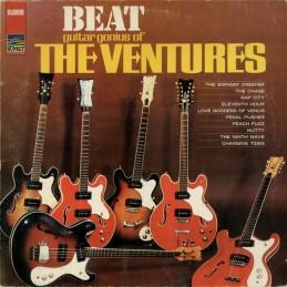 The Ventures – Beat Guitar...