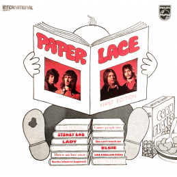 Paper Lace – First Edition