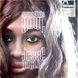 Jesse Butler – Memphis Soul
