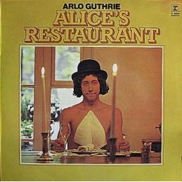 Arlo Guthrie – Alice's...