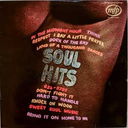BWD Orchestra – Soul Hits