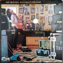 Pat Travers – Putting It...